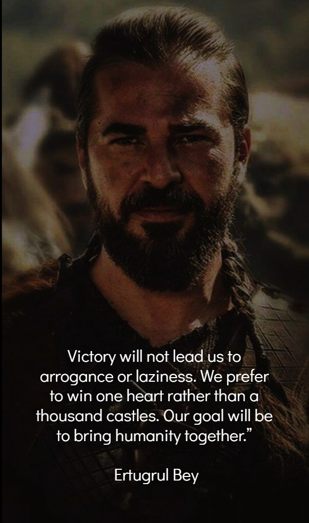 Inspirational Ertugrul Quotes On Life & Success
