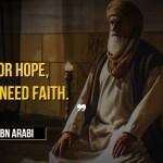 Inspirational & Spirtual Quotes by Ibn Arabi – Ibn Arabi Sayings in English