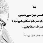 Top 15 Molana Jalaluddin Rumi Quotes in Urdu | Deep Urdu Quotes