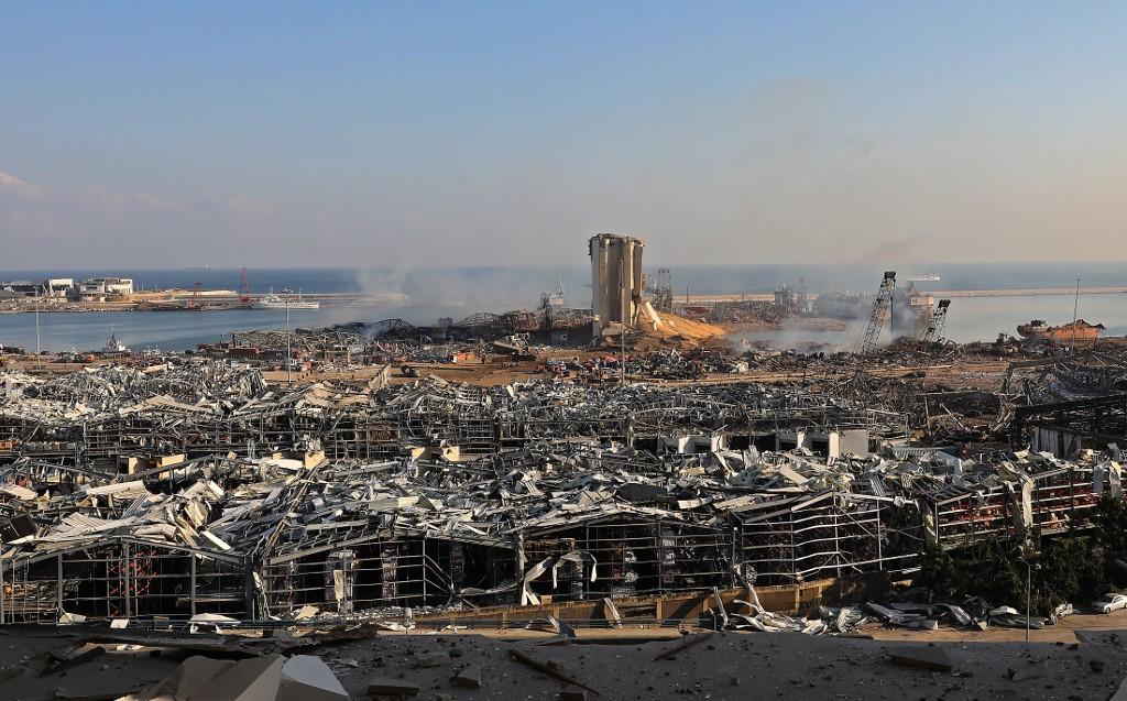 Exclusive: Lebanon's leaders were warned in July about explosives at port – documents