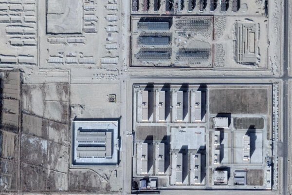 Images show China is expanding prisons in Xinjiang
