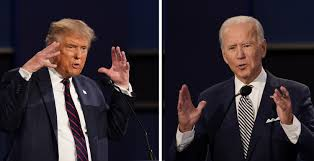Reuters: U.S. early voting surges as Trump, Biden make late push
