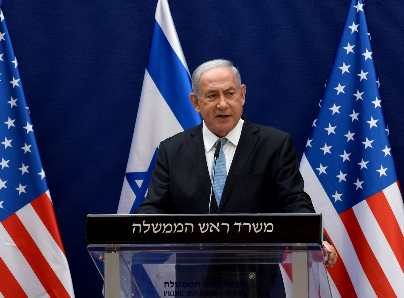 Netanyahu gets one more — perhaps last — gift from Trump