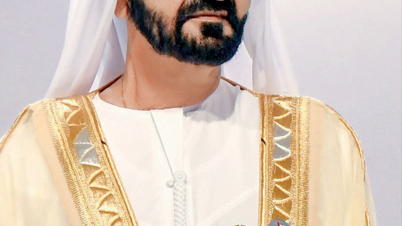 Mohammed bin Rashid approves Dubai Government's general budget for 2021 with AED57.1 billion expenditures.