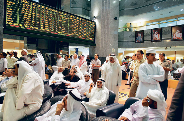 UAE,Gulf stock markets are feeling that buzz again