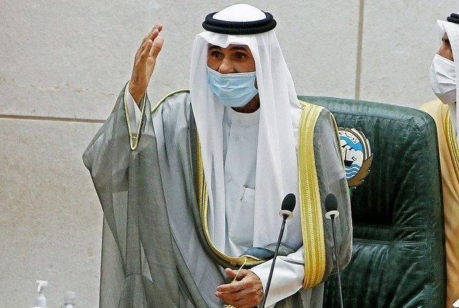 Kuwait's emir reappoints PM to form new cabinet after parliament standoff