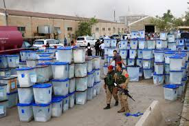Iraq delays general election to Oct. 10