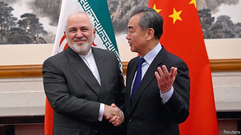 China turns its attentions to the Middle East