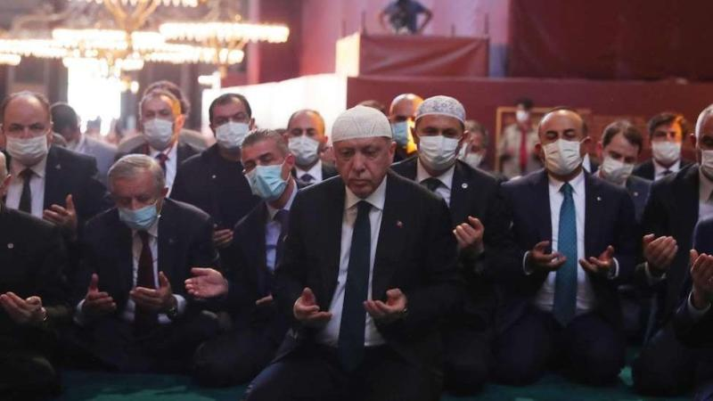Islam's complex relationship with the Turkish state