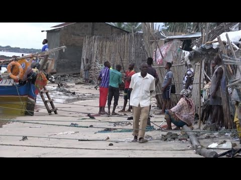 Islamic State group claims control of northern Mozambique town of Palma