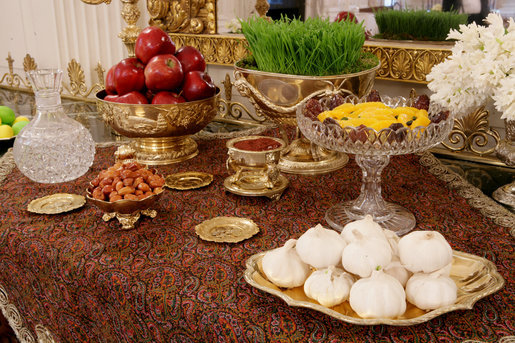 Celebrating Navroz, the Persian New Year, through the lens of Ismaili Muslims