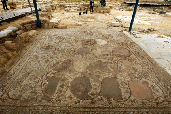 Gaza: New archaeological discovery in St. Hilarion Monastery