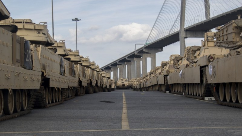 The world spent almost $2 trillion on defense in 2020