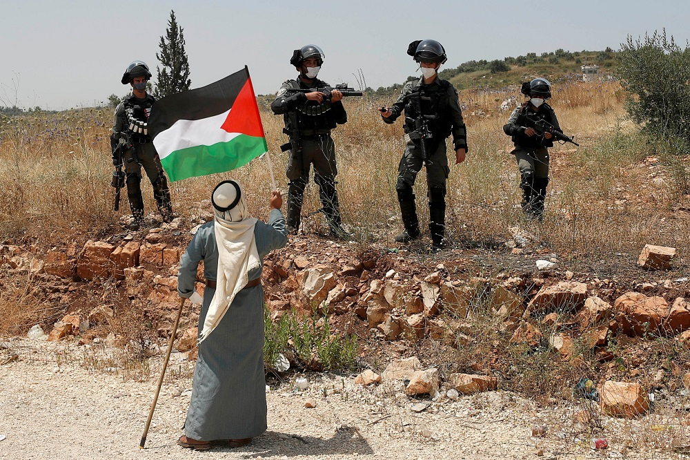 Israel committing crimes of apartheid and persecution