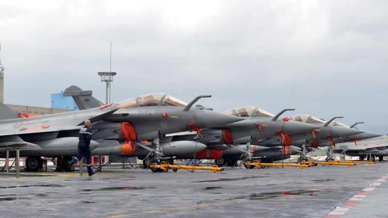 France to sell Egypt 30 fighter jets in $4.5 bln deal