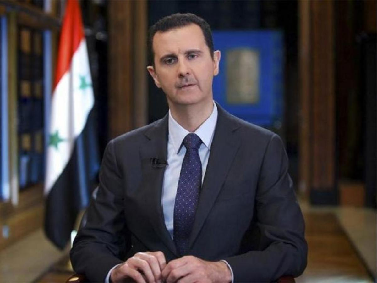 Syria's Assad hails vote, derided by opponents, as re-defining revolution