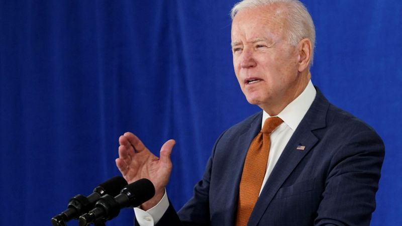 Biden Launches Europe Trip With Warning To Russia Over 'Harmful' Actions