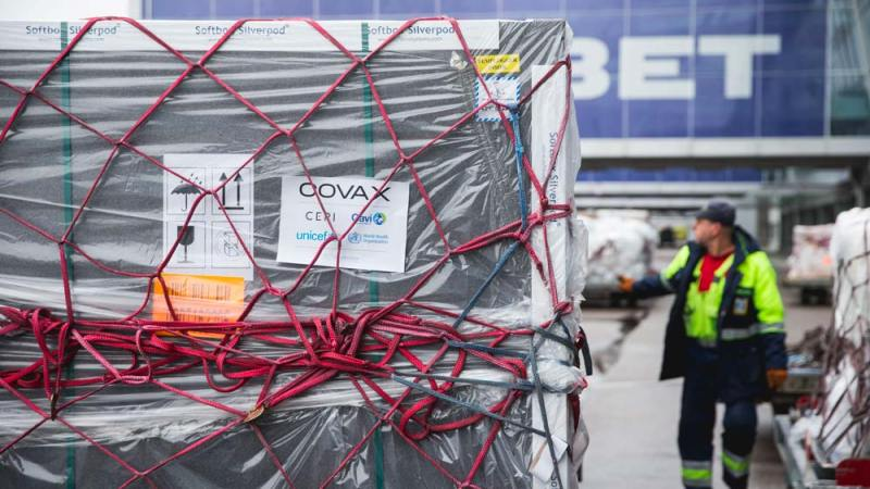 Covax manufacturers should commit half of the doses, WHO urges