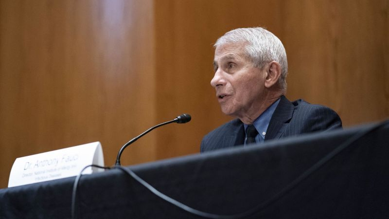 """Fauci: COVID deaths among unvaccinated are""""avoidable and preventable"""""""