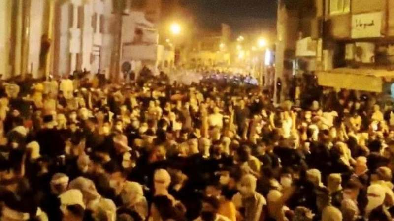 Death toll from Iran water protests rises to five