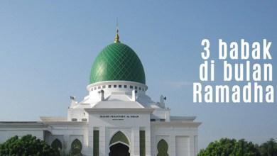 Photo of Pembagian Waktu di Bulan Ramadhan