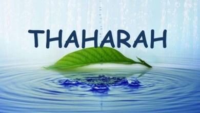 Photo of Pengertian Thaharah dan manfaatnya bagi kesehatan
