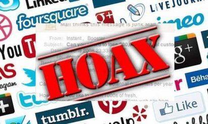 Redam Hoaks Mulai dari Diri Sendiri
