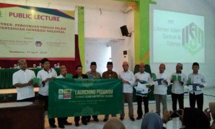 Launching Program Literasi Islam Santun dan Toleran (LISAN)