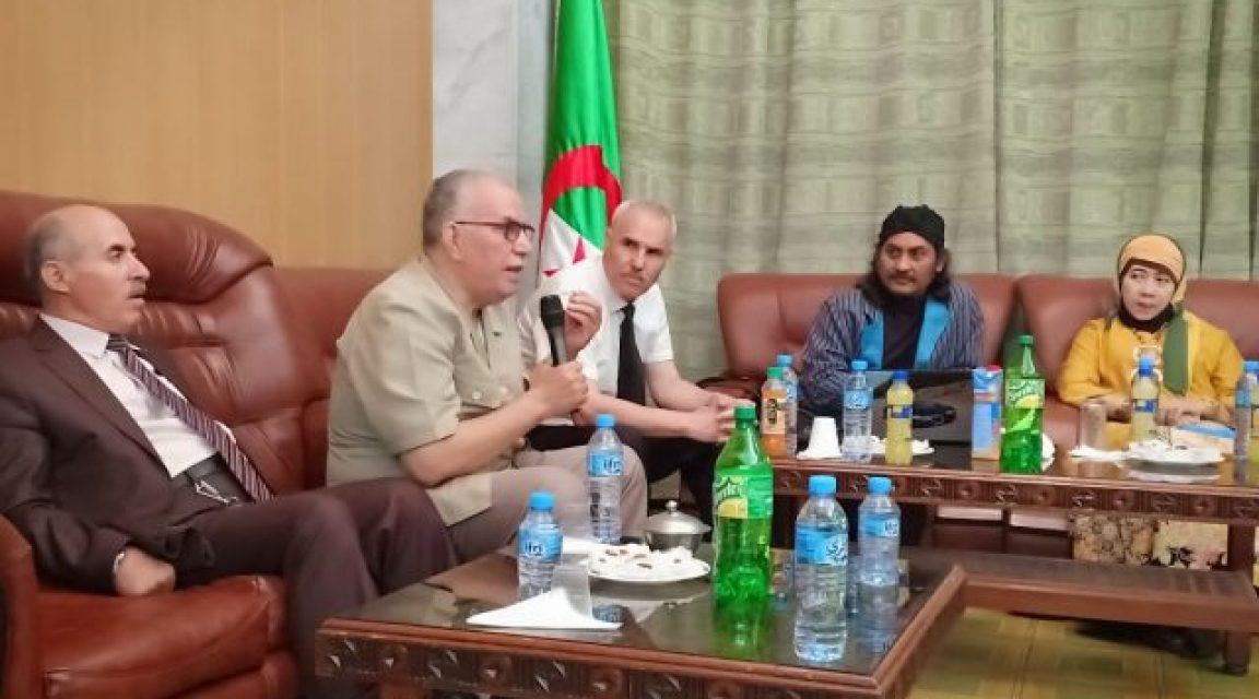 Warga Aljazair Kagumi Pancasila dan Akhlak Orang Indonesia