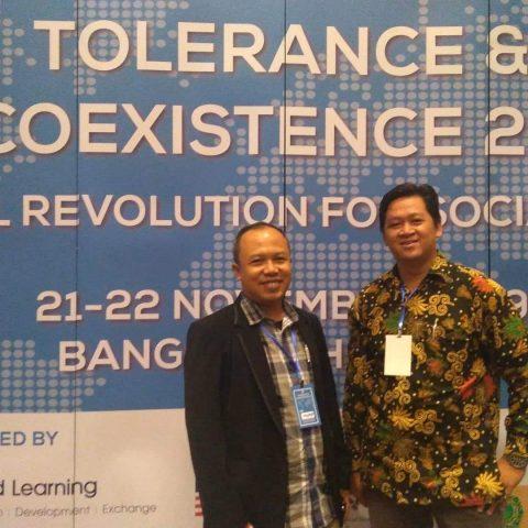 PKPPN IAIN Surakarta Hadiri Forum Tolerance & Coexistence 2.0 di Thailand