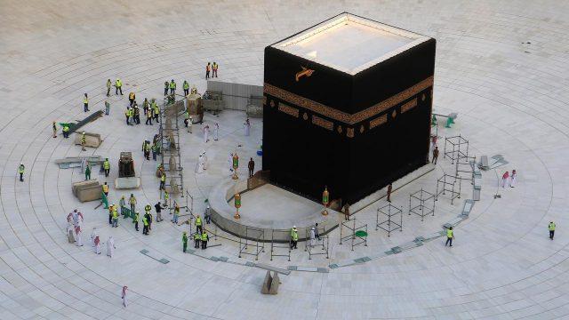 Ibadah Haji dan Penyakit Menular