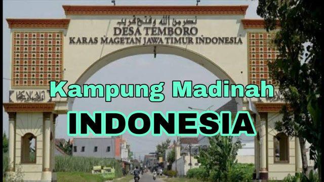 Madinah Van Java Temboro Magetan