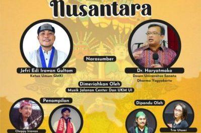 Nusantara Berkisah Seri 6: Merawat Kebinekaan dengan Kebudayaan