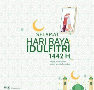 Khutbah Idul Fitri 1442 H: Menyesap Hikmah Ibadah Puasa di Masa Pandemi Covid-19