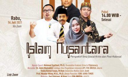 Banyak yang Tertarik pada Diskursus Islam Nusantara