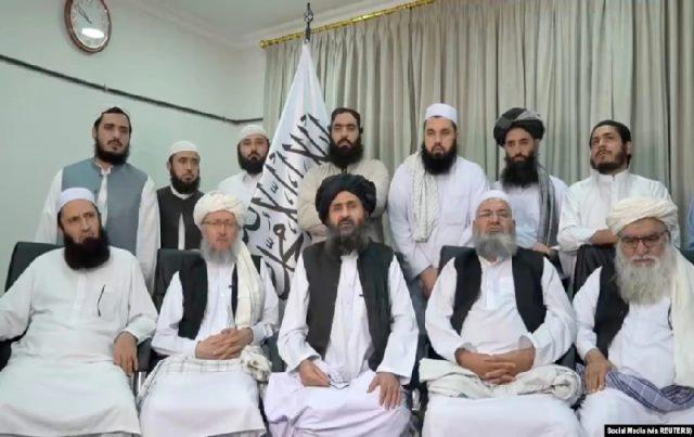 Taliban dan Pertarungan Global