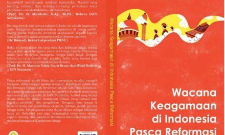 Resensi Buku: Wacana Keagamaan di Indonesia Pasca Reformasi