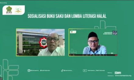 BPJPH Kemenag RI dan PPM PIN Sosialisasikan Lomba Literasi Halal
