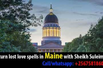 love spells in Maine
