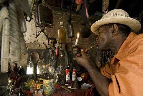 Obeah spell to bring back an ex