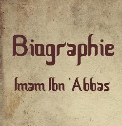 Imam Ibn 'Abbas