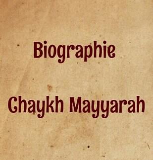 Biographie Mayyarah Al-Maliki
