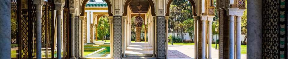 cour mosquee de cordoue espagne
