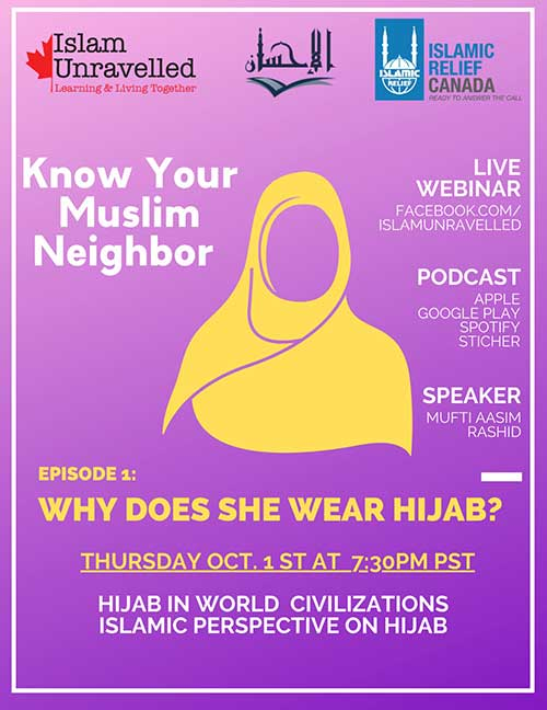 1 Islam Unravelled Know Your Muslim Neighbour Episode