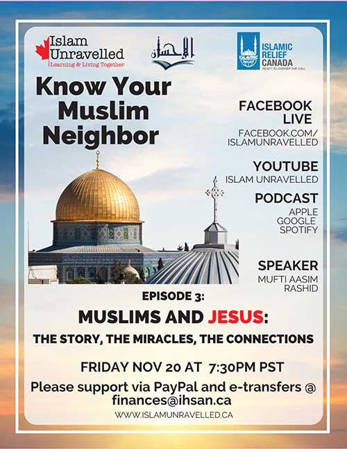 3 Islam Unravelled Know Your Muslim Neighbour Episode