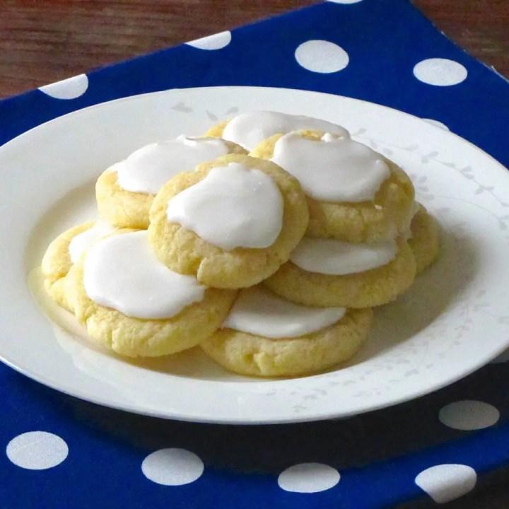 Almond Meltaway Cookies