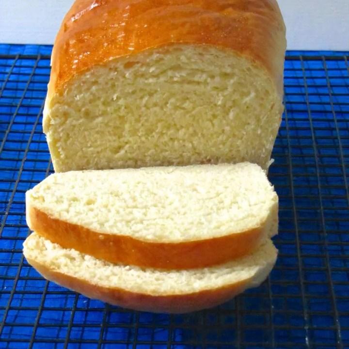 Honey White Bread
