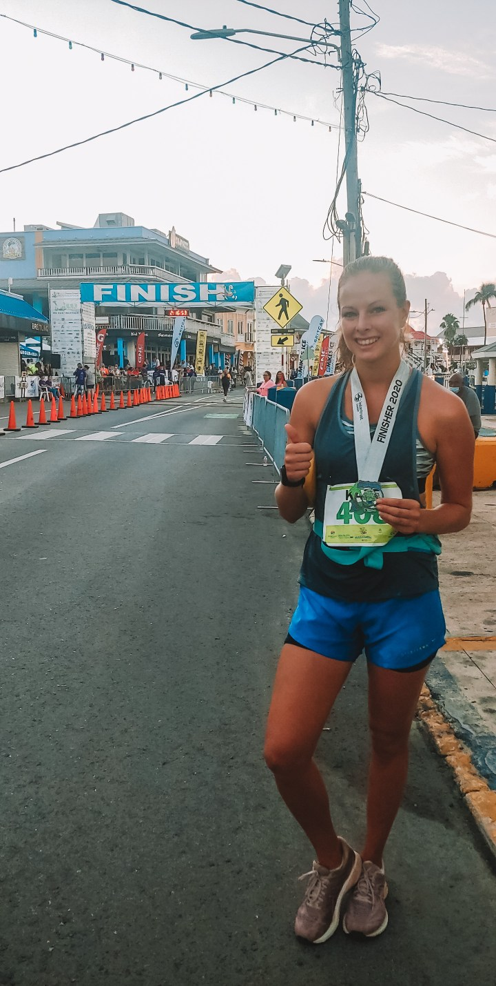 Running The Cayman Islands Marathon
