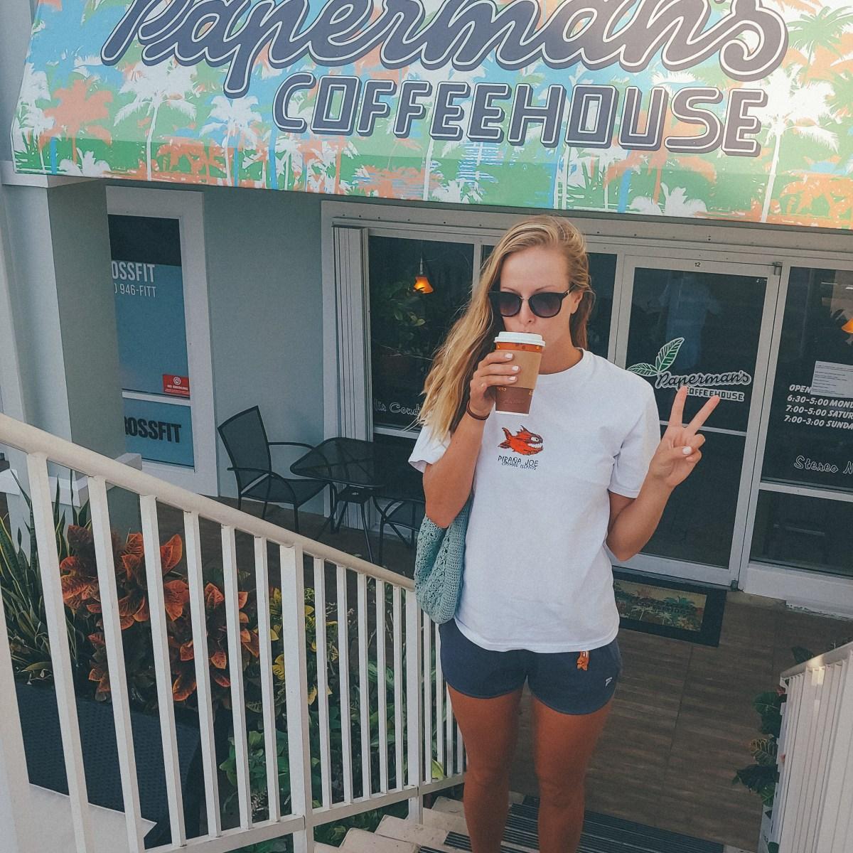 Paperman's Coffee, Grand Cayman