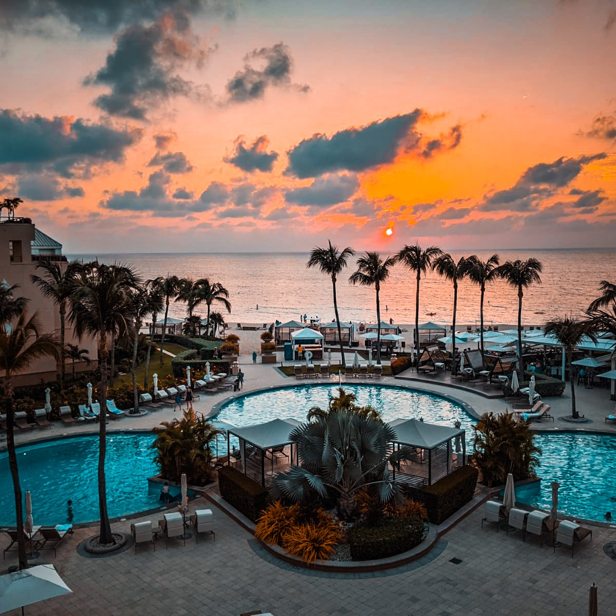 Ritz Carlton, Cayman Islands Travel